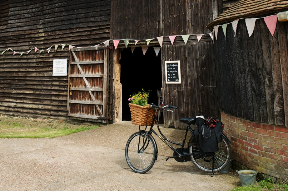The Great Barn, Rolvenden, Kent.